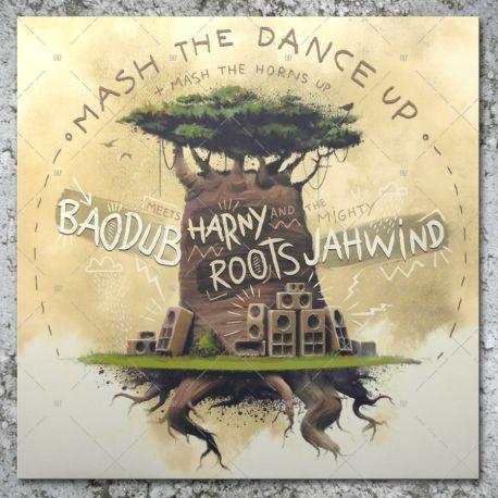 Harny Roots meets Baodub & Jahwind - Mash The Dance Up