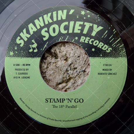 The 18th Parallel - Stamp 'n' Go