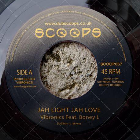 Vibronics feat. Boney L - Jah Light Jah Love
