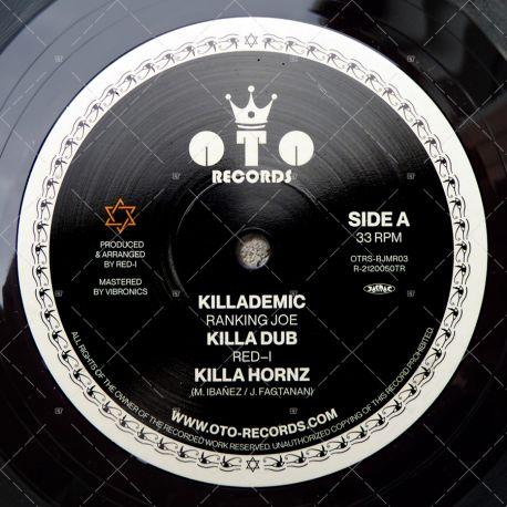 Ranking Joe - Killademic