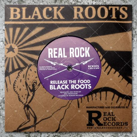 Black Roots - Release The Food