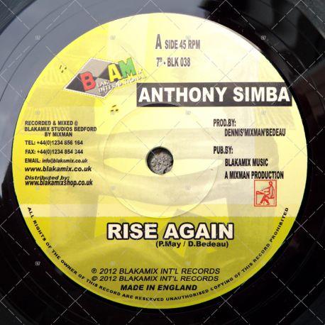 Anthony Simba - Rise Again