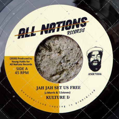 Kulture D - Jah Jah Set Us Free