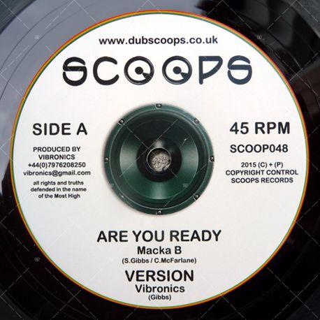Macka B - Are You Ready