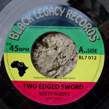 Keety Roots - Two Edged Sword