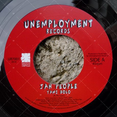 Yami Bolo - Jah People