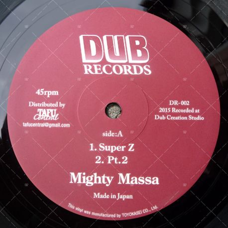 Mighty Massa - Super Z