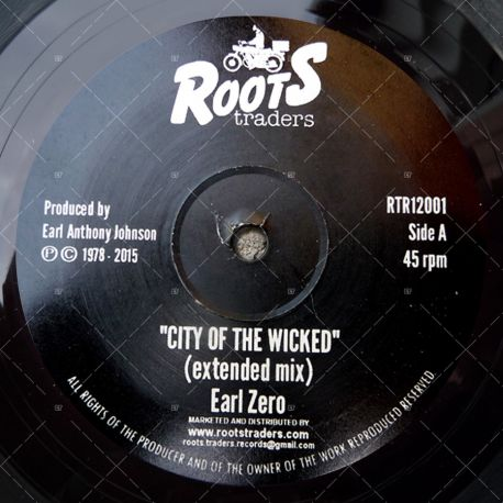 Earl Zero - City Of The Wicked (Extended Mix)
