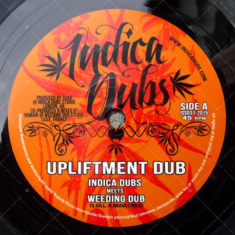 "Indica Dubs (7"")"