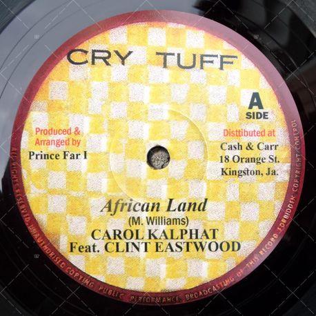 Carol Kalphat feat. Clint Eastwood - African Land