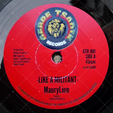 Maurylion - Like A Militant