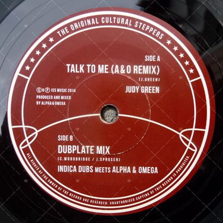 Judy Green - Talk To Me (A&O Remix)